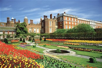 Florimania at Hampton Court Palace