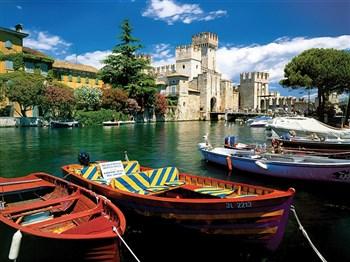 Lake Garda in Spring