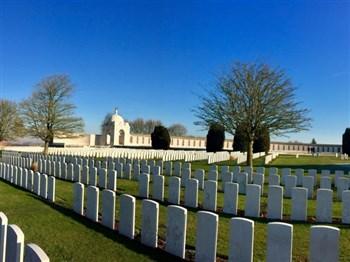 Ypres, in Flanders Fields