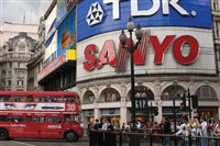 London Shopping or Sightseeing
