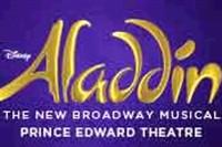 Aladdin @ Prince Edward Theatre
