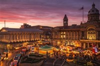Birmingham Tattoo & the Frankfurt Christmas Market