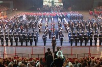 Birmingham Military Tattoo & German Xmas Market