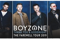 Boyzone Thank You & Goodnight - The Farewell Tour