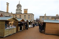 Burghley Christmas Fair