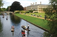 Cambridge, a fine University City