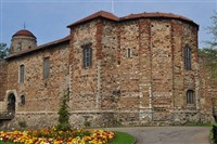 Colchester Shopping OR Colchester Castle