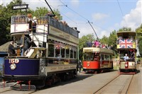 Time Tunnel - Trams, Trains & Treasures