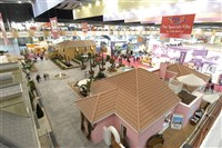 Ideal Home Show/London for shopping