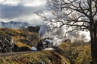 Fort William & the Jacobite Steam Train