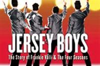Jersey Boys @ Trafalgar Theatre, London