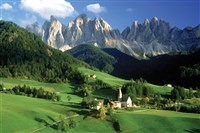 Desirable Dolomites & Luscious Lake Garda