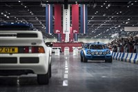 London Classic Car Show, ExCel
