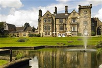Breadsall Priory Hotel in the Heart of Derbyshire