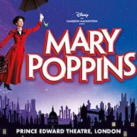Mary Poppins @ Prince Edward Theatre