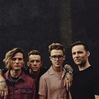 McFly at Newmarket Racecourse