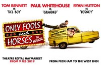 Only Fools & Horses @ Haymarket Theatre Royal