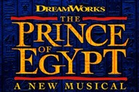 Prince of Egypt @ Dominion Theatre