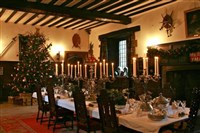 Christmas at Rockingham Castle