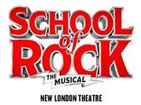 School of Rock @ Gillian Lynne Theatre