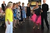 Strictly Tea Dance, London Docks