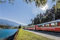 Swiss Alps & the Bernina Express