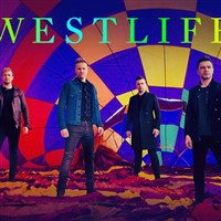 Westlife @ Norwich Carrow Road